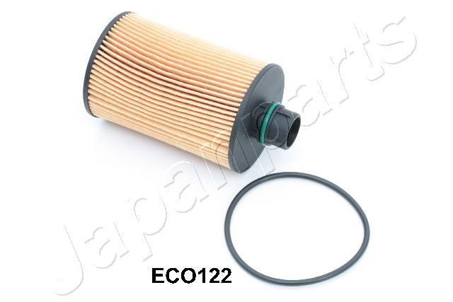 JAPANPARTS Ölfilter FO-ECO122