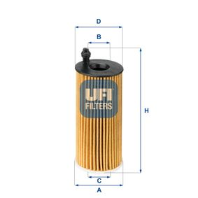25.142.00 Filter UFI Erfahrung