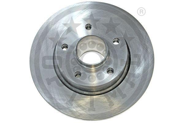 BS-8254 OPTIMAL Hinterachse, Voll, ohne ABS-Sensorring, ohne Radlagersatz Ø: 280mm, Bremsscheibendicke: 12mm Bremsscheibe BS-8254 günstig kaufen