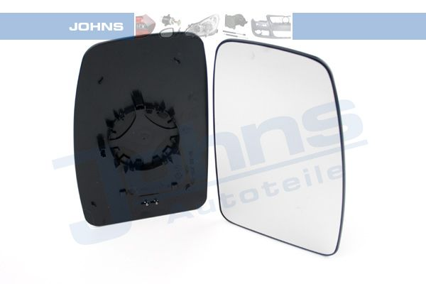 Vetro specchio retrovisore 60 92 38-81 JOHNS — Solo ricambi nuovi