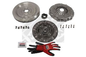 Clutch set 10757 MAPCO — only new parts