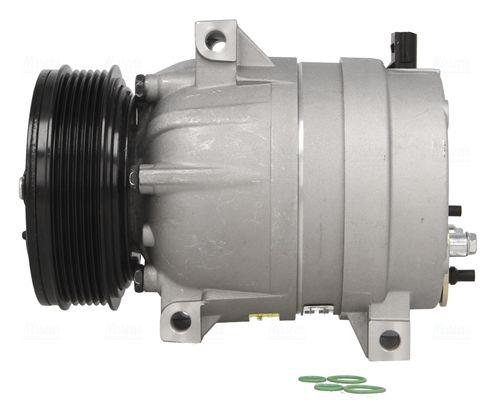 NISSENS Klimakompressor 89217