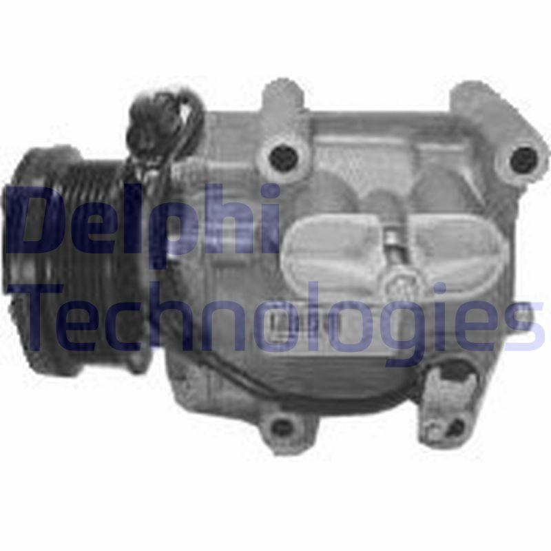 Klimakompressor DELPHI TSP0159375