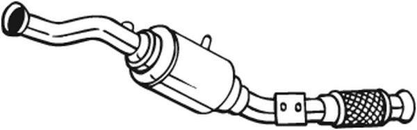 Krümmerkatalysator BOSAL 090-617