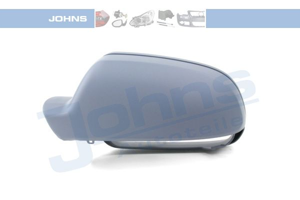 Audi A4 2015 Cover outside mirror JOHNS 13 12 37-94: Left, Primed, for indicator