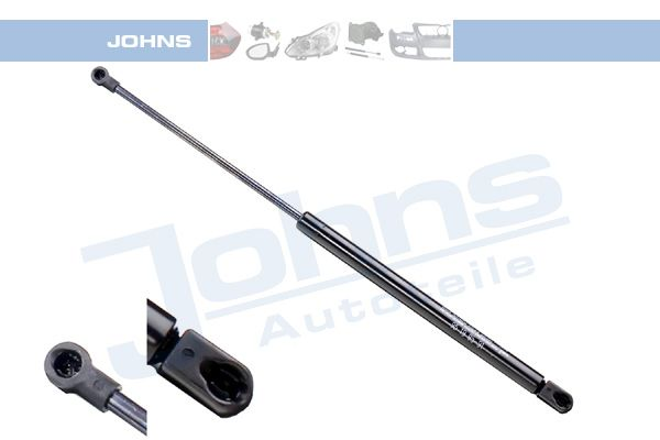 VW LUPO 2003 Gasdruckdämpfer Heckklappe - Original JOHNS 95 19 95-91 Länge: 500mm, Hub: 200mm
