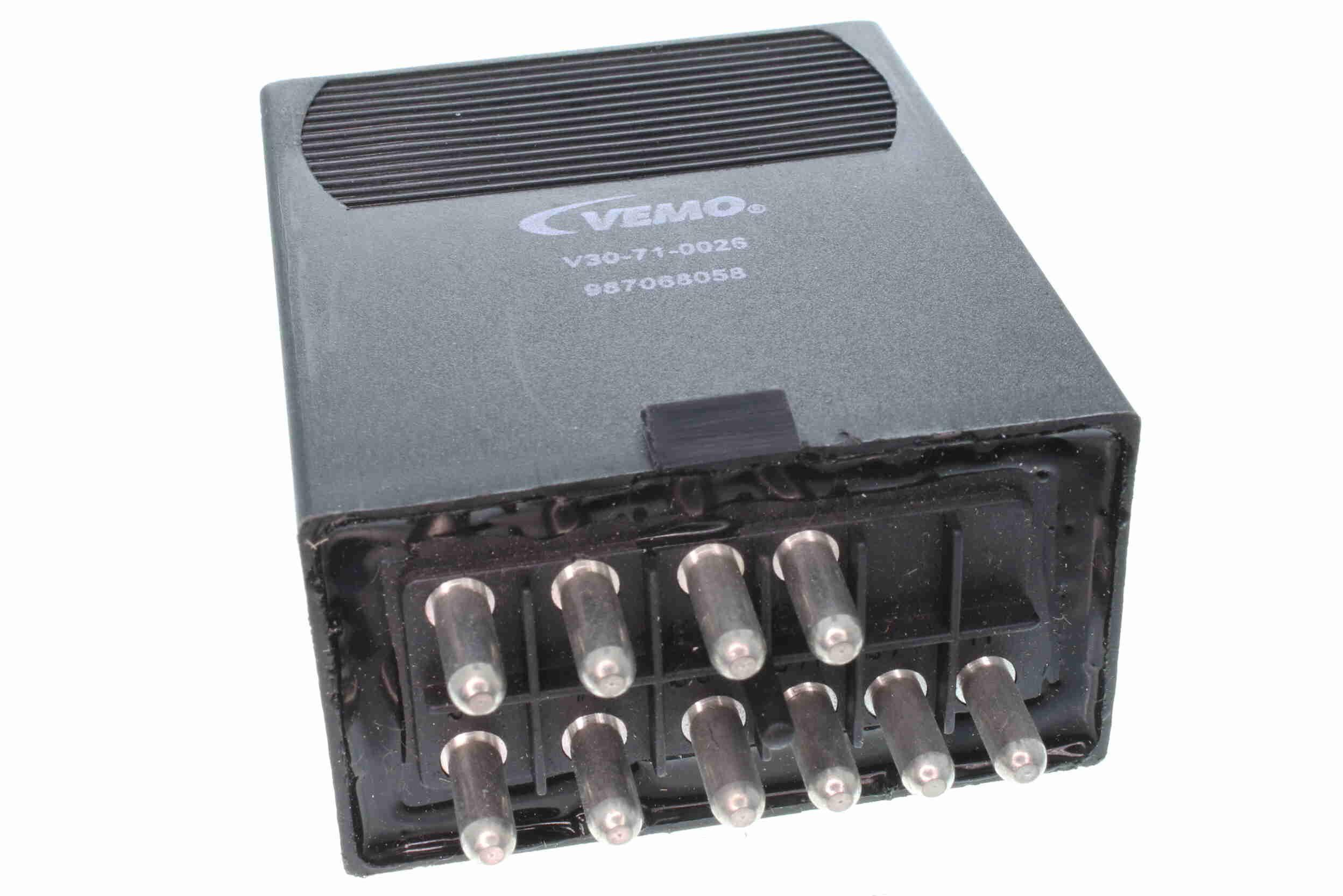 V30-71-0026 Relais, Kraftstoffpumpe VEMO in Original Qualität