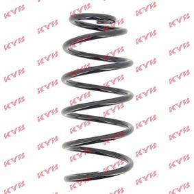 RA3787 KYB K-Flex framaxel Spiralfjäder RA3787 köp lågt pris