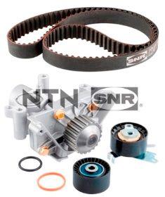 SNR Wasserpumpe + Zahnriemensatz KDP459.560