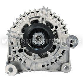 12048920 EUROTEC 14V, 150A Rippenanzahl: 6 Generator 12048920 günstig kaufen