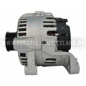 12048920 Lichtmaschine EUROTEC 12048920 - Große Auswahl - stark reduziert