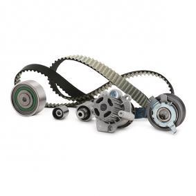 KTBWP7880 Water Pump & Timing Belt Set DAYCO - Experience and discount prices