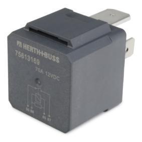75613169 Relais, Arbeitsstrom HERTH+BUSS ELPARTS - Markenprodukte billig