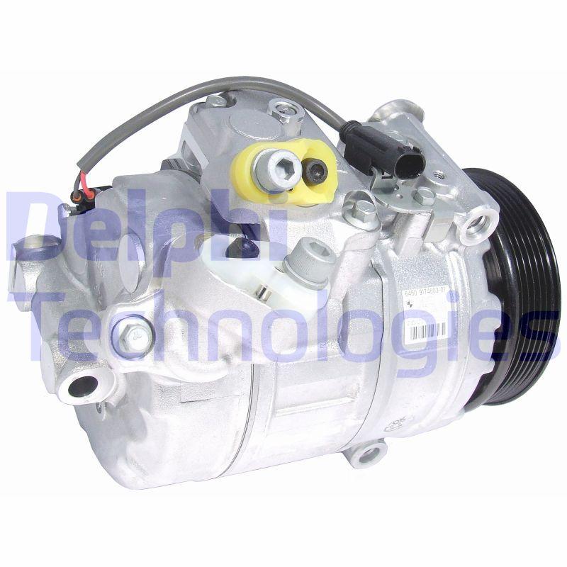 Klimakompressor DELPHI TSP0159958
