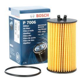 Olejový filter F 026 407 006 FIAT CROMA v zľave – kupujte hneď!