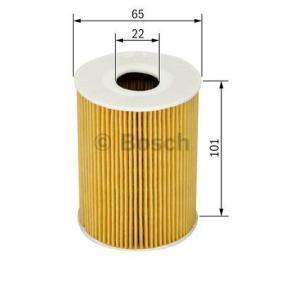 F 026 407 023 Filtro de aceite BOSCH calidad original