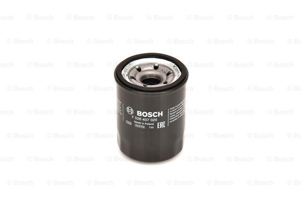 F 026 407 025 Engine oil filter BOSCH - Cheap brand products