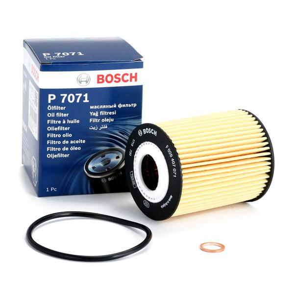 F026407071 Motorölfilter BOSCH F 026 407 071 - Große Auswahl - stark reduziert
