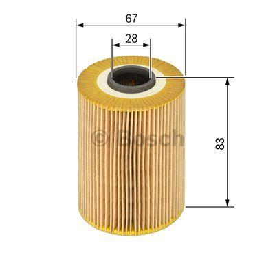 F 026 407 071 Filter BOSCH - Markenprodukte billig
