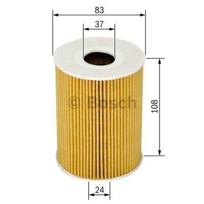 F 026 407 076 Filter BOSCH - Markenprodukte billig