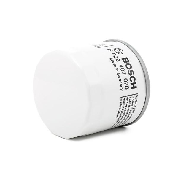 F 026 407 078 Filter BOSCH - Markenprodukte billig