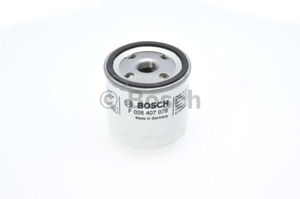 F 026 407 078 Motorölfilter BOSCH in Original Qualität