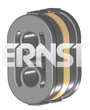 Original NISSAN Halter, Abgasanlage 493680