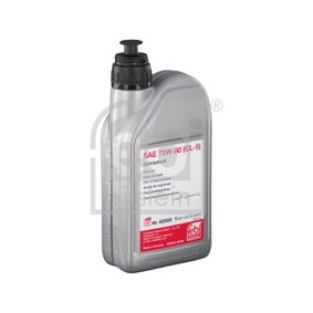 40580 Transmission Oil FEBI BILSTEIN - Cheap brand products