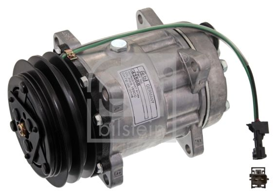 Original HONDA Kompressor Klimaanlage 43568