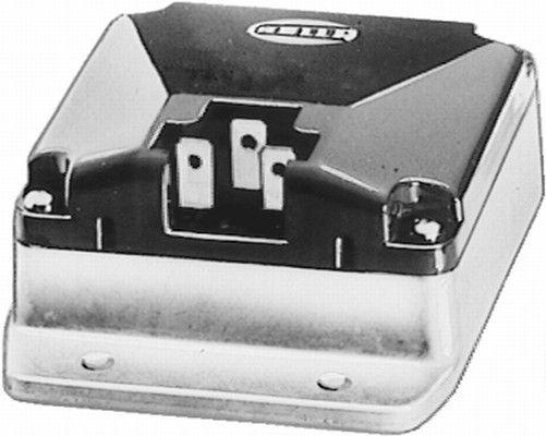 OE Original Lichtmaschinenregler 5DR 004 243-031 HELLA