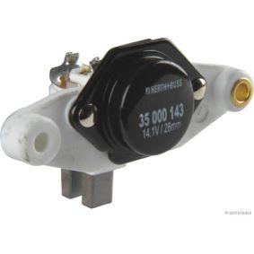 35000143 HERTH+BUSS ELPARTS with load resistor Rated Voltage: 12V, Operating Voltage: 14,1V Alternator Regulator 35000143 cheap