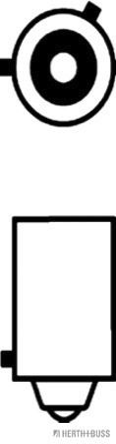 Zarnica smerne utripalke 89901164 HERTH+BUSS ELPARTS - samo novi deli