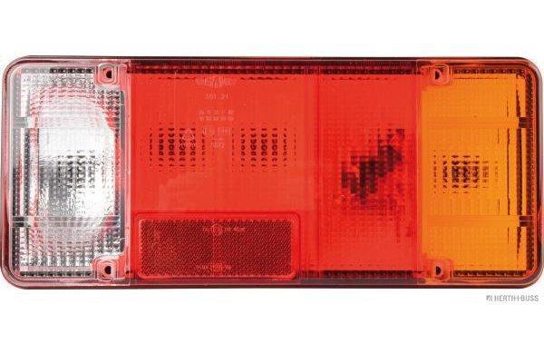 IVECO Fanali posteriori originali 83840360