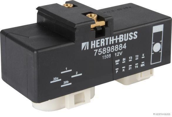HERTH+BUSS ELPARTS: Original Relais, Kühlerlüfternachlauf 75898884 ()