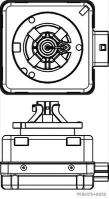 89901320 Lemputė, prožektorius HERTH+BUSS ELPARTS Test