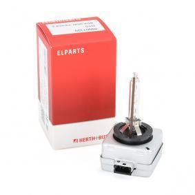 Achat de D1S HERTH+BUSS ELPARTS 35W, D1S (lampe à décharge), 85V, Xénon Température de couleur: 4300K Ampoule, projecteur longue portée 89901320 pas chères