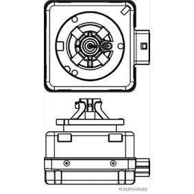 89901320 Glühlampe, Fernscheinwerfer HERTH+BUSS ELPARTS Test
