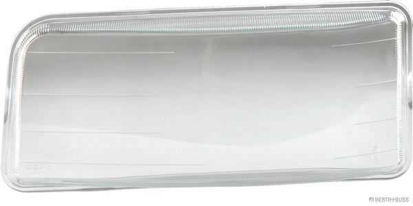 Streuscheibe, Hauptscheinwerfer HERTH+BUSS ELPARTS 81658154 mit 18% Rabatt kaufen