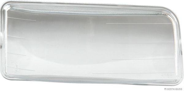 81658155 HERTH+BUSS ELPARTS Streuscheibe, Hauptscheinwerfer für MAN online bestellen