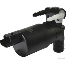 65451053 HERTH+BUSS ELPARTS Anschlussanzahl: 2 Waschwasserpumpe, Scheibenreinigung 65451053 günstig kaufen
