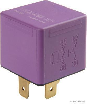 HERTH+BUSS ELPARTS: Original Benzinpumpenrelais 75614615 ()