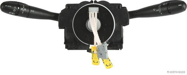 HERTH+BUSS ELPARTS: Original Scheibenreinigungsanlage 70477121 (mit Blinker-Funktion, mit Fernlicht-Funktion, mit Lichthupe, mit Lichtumschalt-Funktion, mit Nebellampenfunktion, mit Nebelschlussleuchte-Funktion, mit Wasch-Funktion, mit Wisch-Wasch-Funktion, mit Wischfunktion, mit Wischintervall-Funktion)