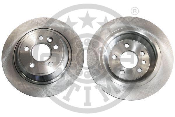 OPTIMAL Brake Disc BS-8258