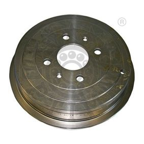 BT-1500 OPTIMAL 249,5mm, Rear Axle Drum Ø: 203,3 Brake Drum BT-1500 cheap
