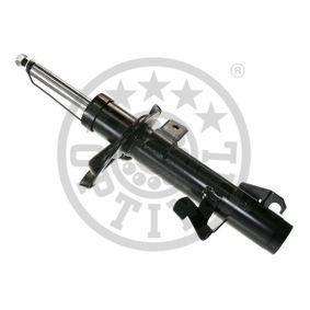 A-3762GR OPTIMAL Vorderachse, rechts, Gasdruck, Federbein Stoßdämpfer A-3762GR günstig kaufen