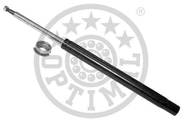A-8714G OPTIMAL links, rechts, Vorderachse, Gasdruck, Zweirohr, Federbeineinsatz, oben Stift, unten Schelle Stoßdämpfer A-8714G günstig kaufen