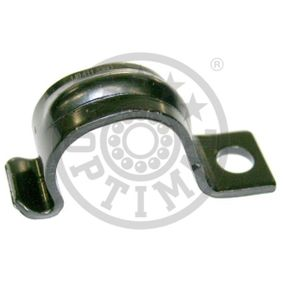 F8-6579 OPTIMAL Vorderachse Halter, Stabilisatorlagerung F8-6579 günstig kaufen