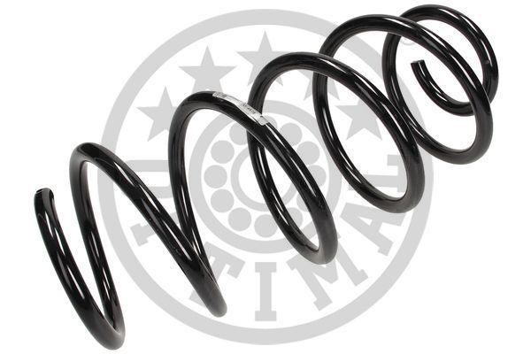 Köp OPTIMAL AF-4878 - Spiralfjäder: framaxel L: 356mm, L: 356mm, Ø: 140mm, Tjocklek: 12,3mm
