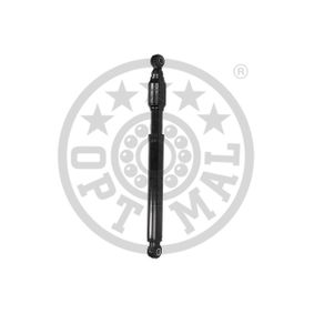 AS-1002H Shock Absorber, steering OPTIMAL - Cheap brand products