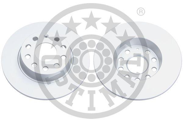 VW Disque de frein d'Origine BS-8784C